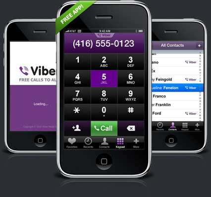 viber-phone-application