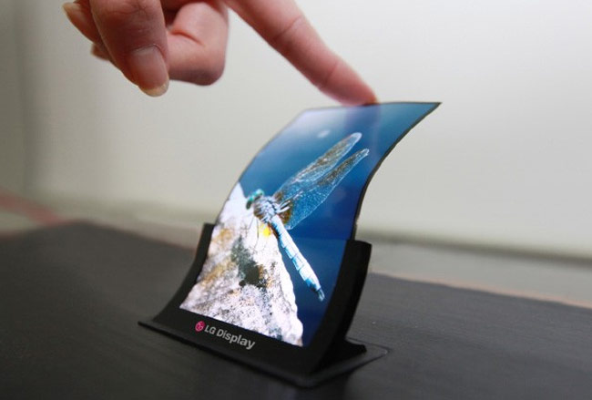flexible-OLED-screen