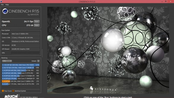 test-cinebench